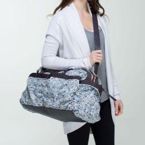 Lululemon Yoga On The Fly Duffel Bag